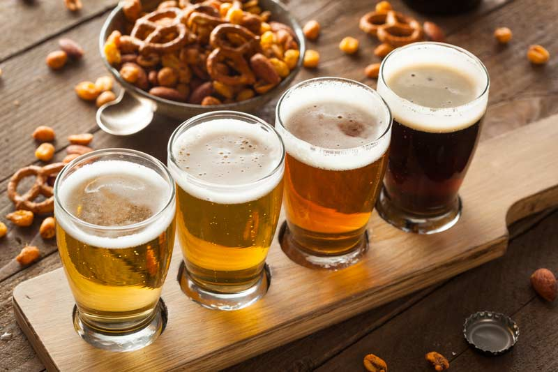 Raise a glass to the Roanoke area's breweries
